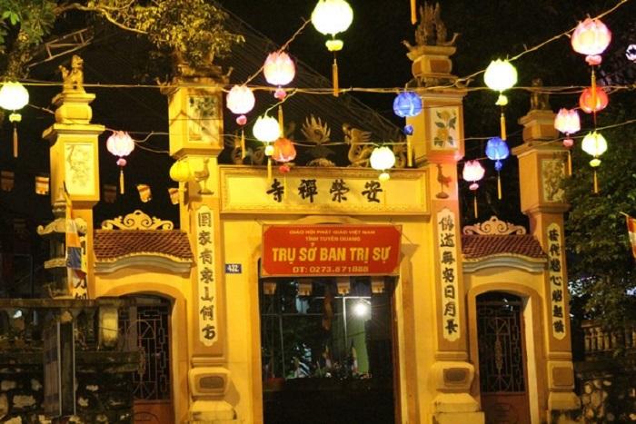 Nơi linh thiêng của Phật giáo