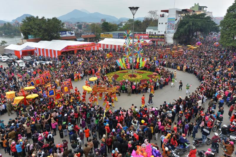 Lễ hội chùa Bắc Nga