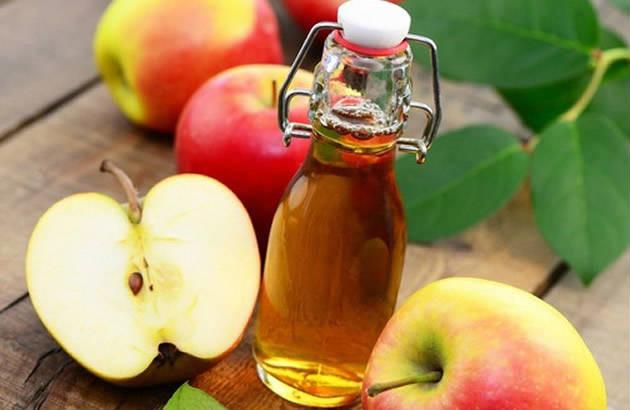 Chữa bệnh gout đơn giản bằng dấm táo