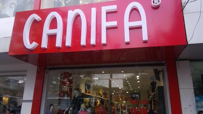 Canifa thương hiệu thời trang được rất nhiều người tin dùng