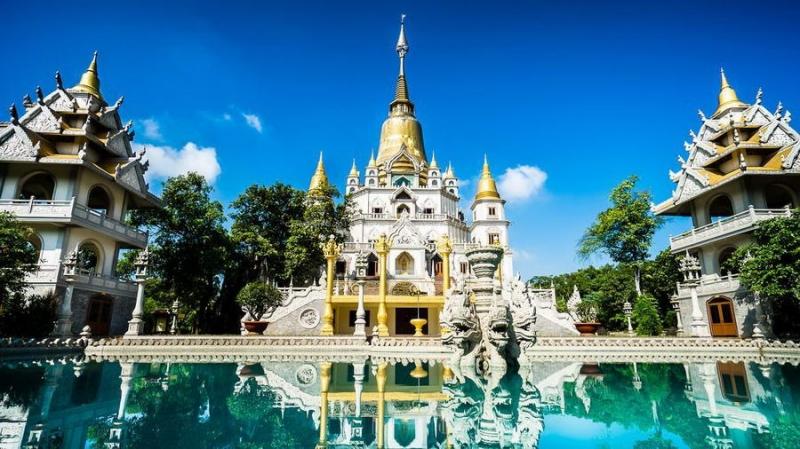 Chùa Bửu Long - ngôi chùa không nhang khói lớn nhất Sài Gòn