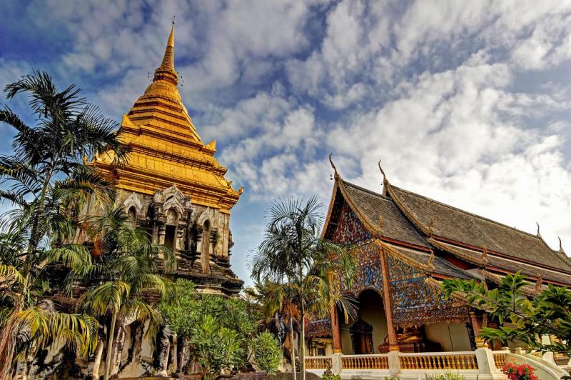 Ngôi chùa Chiang Man
