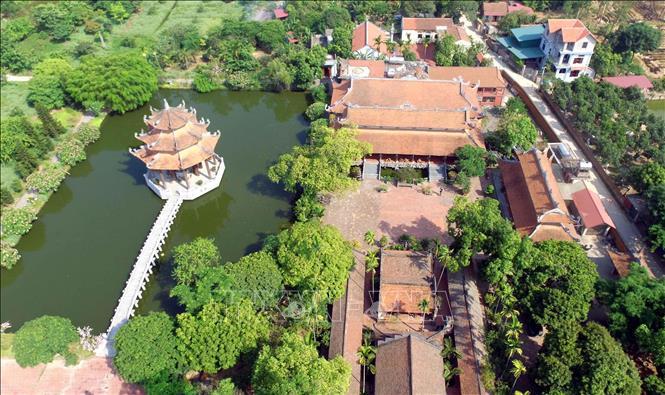 Chùa Chuông – Phố Hiến