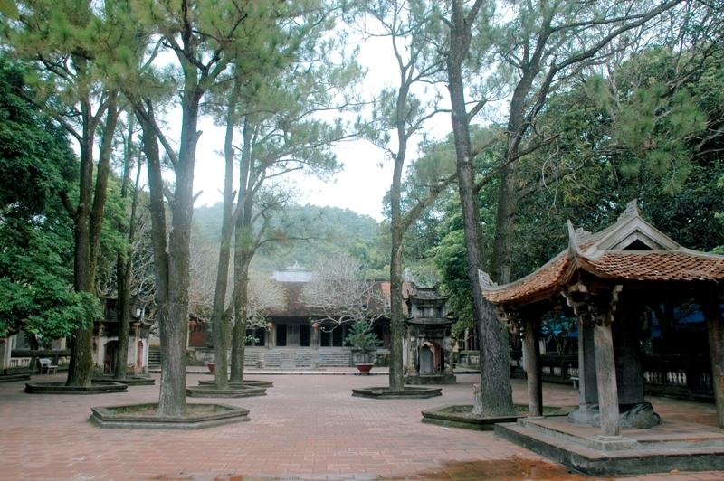 Chùa Côn Sơn - Hải Dương
