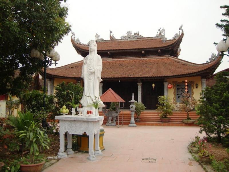 Chính điện Chùa