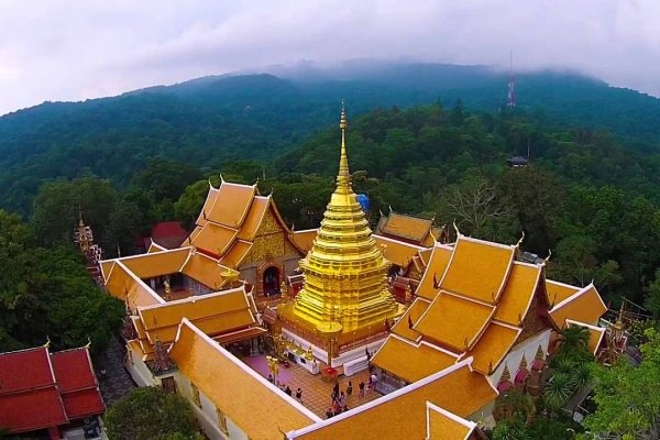 Ngôi chùa Doi Suthep