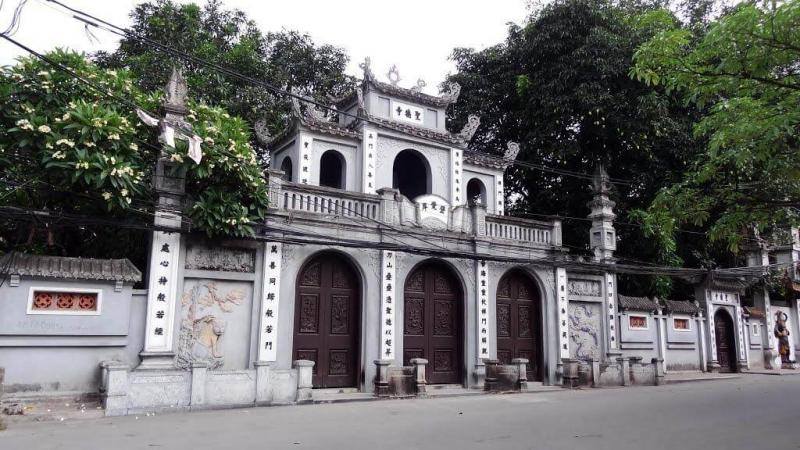 Chùa Hà - nơi cầu duyên linh ứng nhất tại Hà Nội