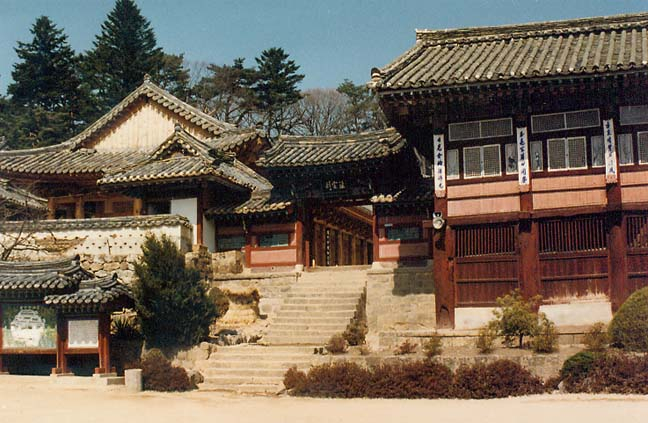 Chùa Haeinsa – Ngôi Chùa Tuyệt Đẹp và Linh Thiêng Của Hàn Quốc