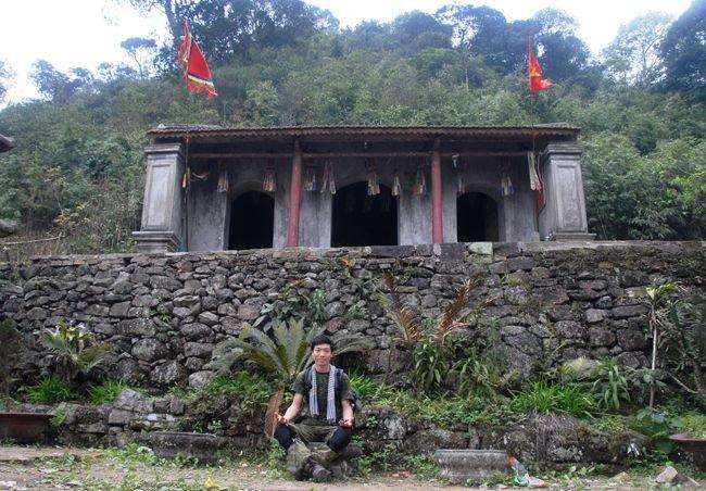 Chùa cổ Hồ Thiên