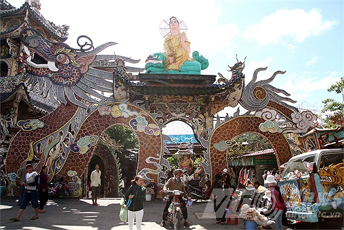 Hình ảnh bên trong chùa