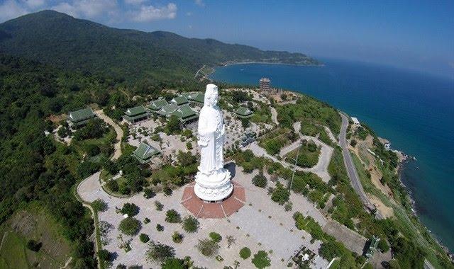Chùa Linh Ứng nơi có tượng Bà lớn nhất Đông Nam Á