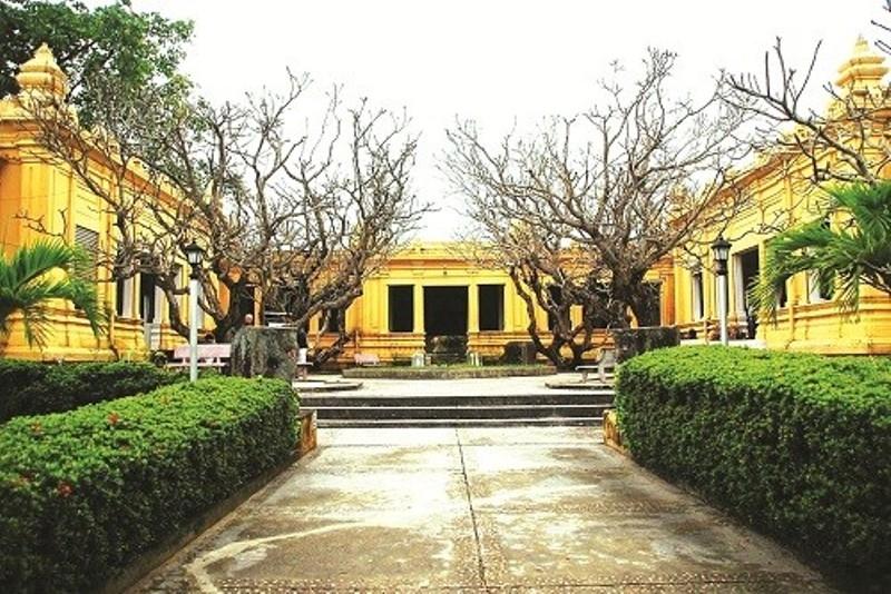 Bảo tàng nghệ thuật điêu khắc Cham Pa