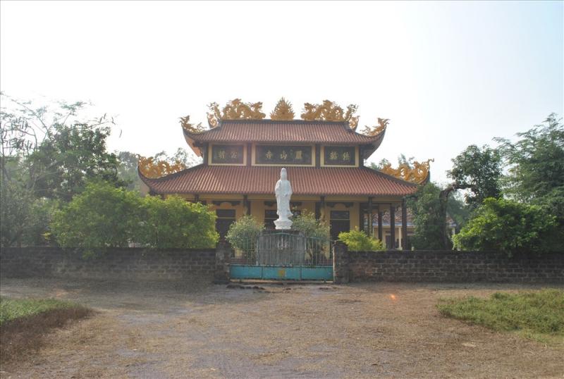Chùa Nhạn Sơn