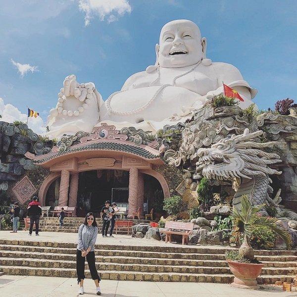 Chùa Phật Lớn Núi Cấm, An Giang