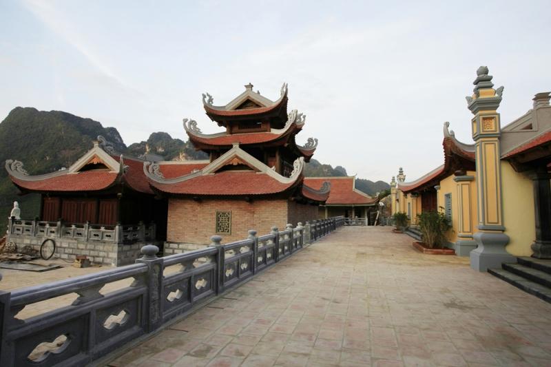 Chùa Phật tích Trúc Lâm
