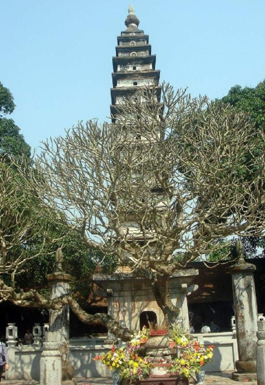 Tháp Phổ Minh mang nét cổ kính độc đáo