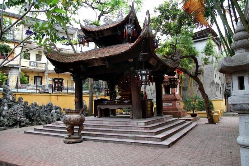 Chùa Phúc Khánh, Hà Nội