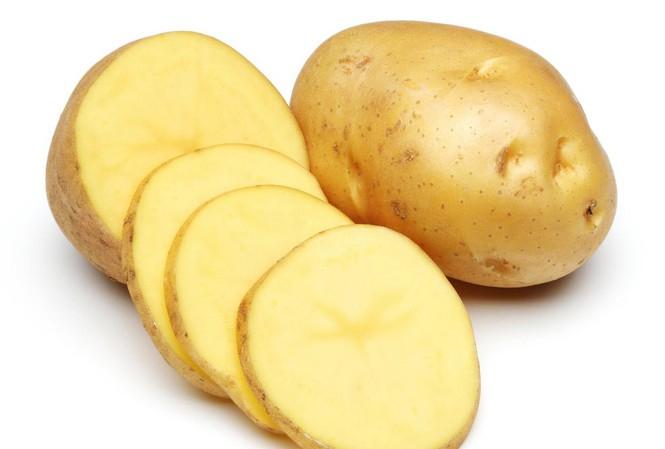 Chữa rạn da bằng khoai tây nghiền