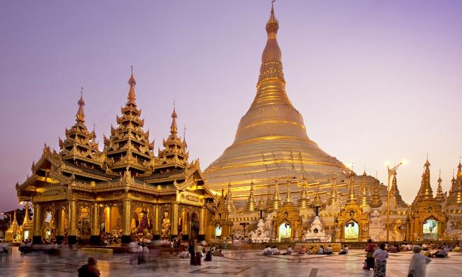 Top 10 ngôi đền, chùa đẹp nhất trên thế giới