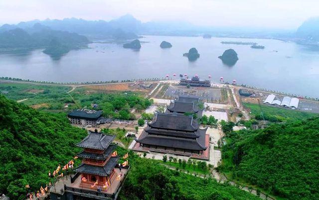 Chùa Tam Chúc – chùa cổ ở chốn bồng lai