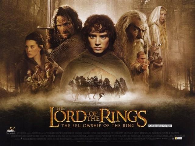 Poster phim Chúa tể những chiếc nhẫn