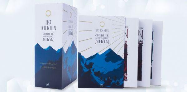 Chúa tể những chiếc nhẫn - J.R.R. Tolkien