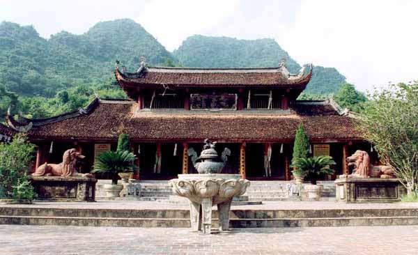 Chùa Thiên Trù - Hà Tây