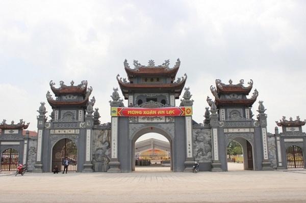 Cổng Chùa Trình