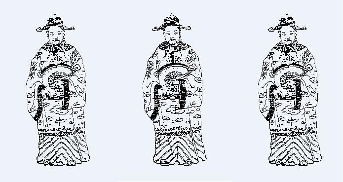Chân dung Trịnh Tráng trong Trịnh gia chính phả
