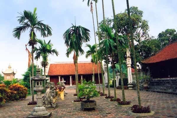 Toàn cảnh chùa Tự Khoát