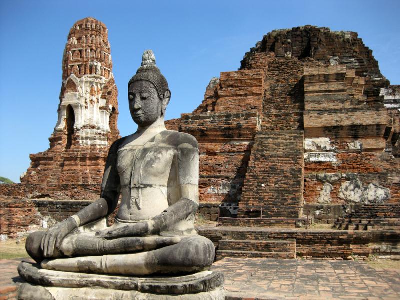 Ngôi chùa Wat Mahathat