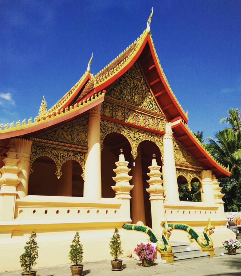 Chùa Wat Ong Theu
