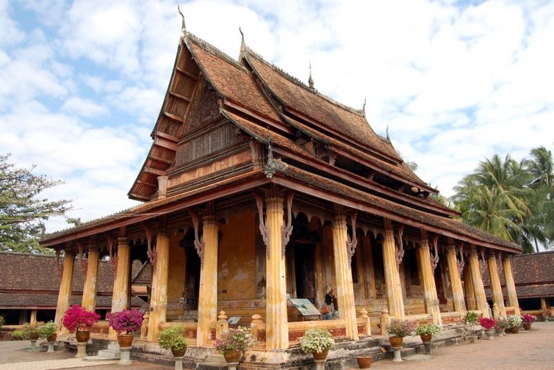 Chùa Wat Sisaket