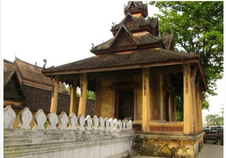 Wat Sisaket là một ngôi chùa nhỏ tại thủ đô Viêng Chăn