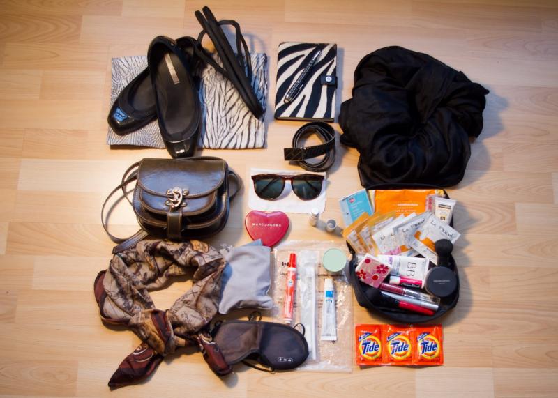 Để có một chuyến đi hoàn hảo thì sự chuẩn bị tốt đồ đạc