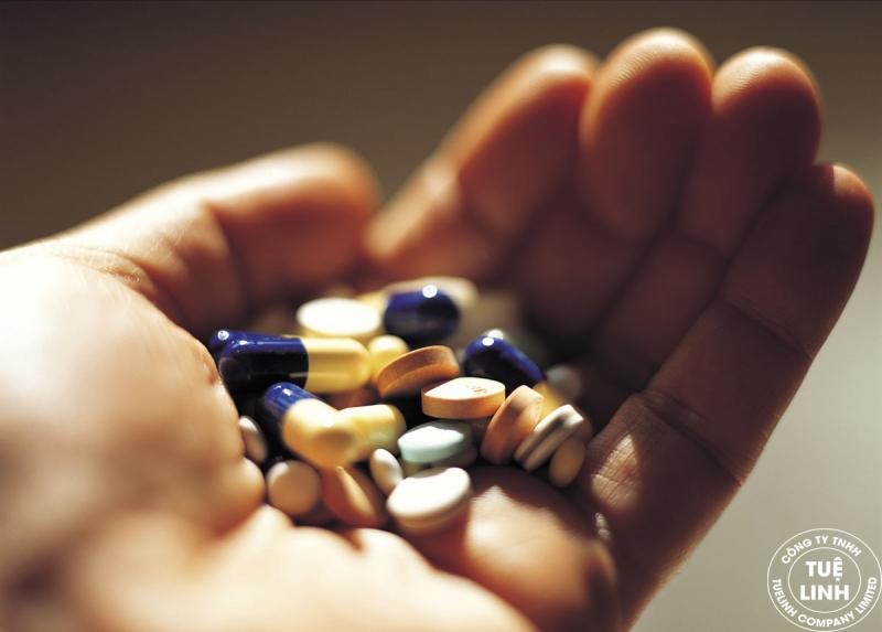 Chuẩn bị kỹ thực phẩm và thuốc