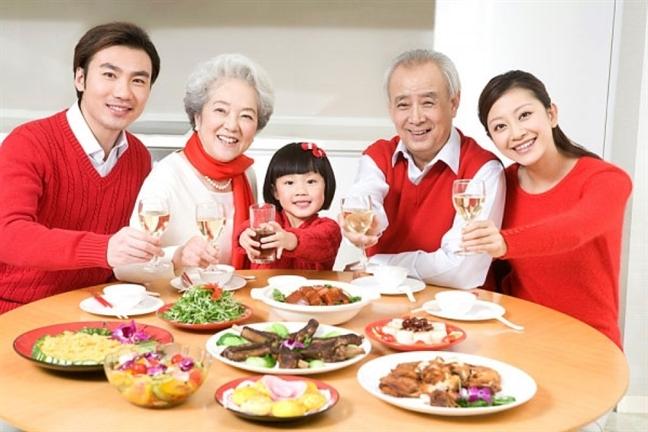Làm một bữa cơm gia đình