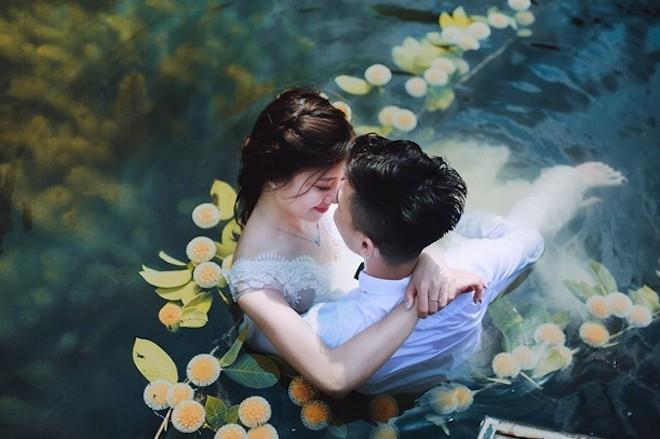 chuẩn bị sức khỏe thật tốt cho chính mình để có thể thực hiện những shoot ảnh cưới đầy lãng mạn và cảm xúc nhé.
