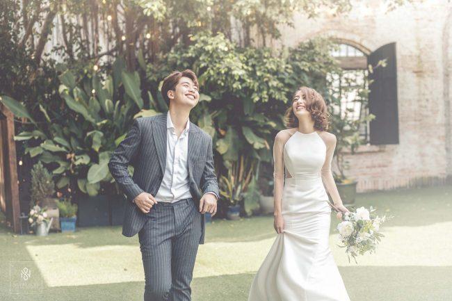 Chuẩn bị tâm lý khi chụp ảnh cưới