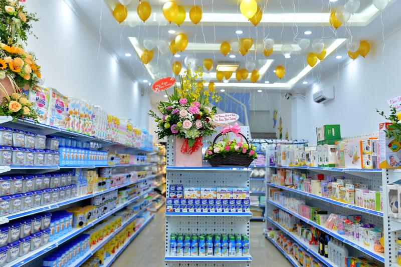Sản phẩm của Chuchu Babymart