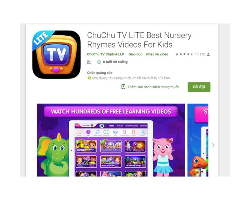 ChuChu TV Lite