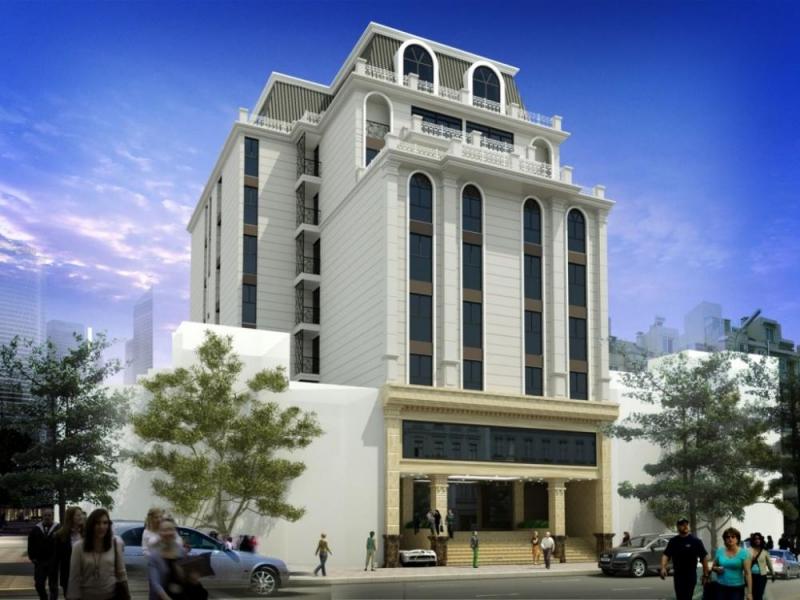 Hình ảnh dự án Hanoi Apartment Center