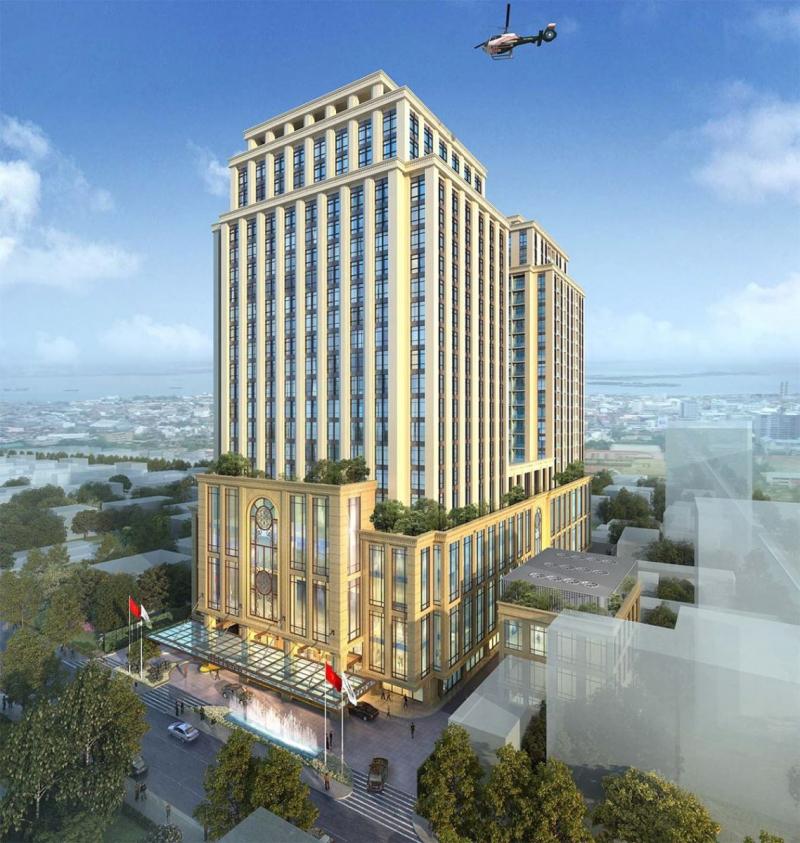 Chung cư cao cấp Hilton Hải Phòng