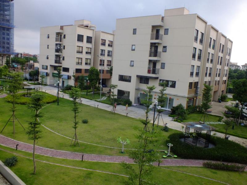 Chung cư CT15 Việt Hưng Green Park
