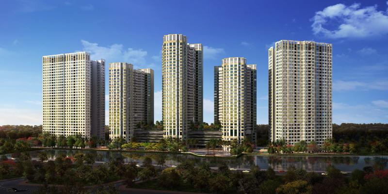 Một căn hộ ở HH2 Linh Đàm chỉ từ 500 triệu/căn
