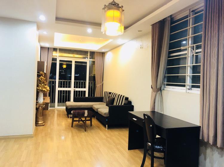 Nội thất chung cư Khánh Hội 3