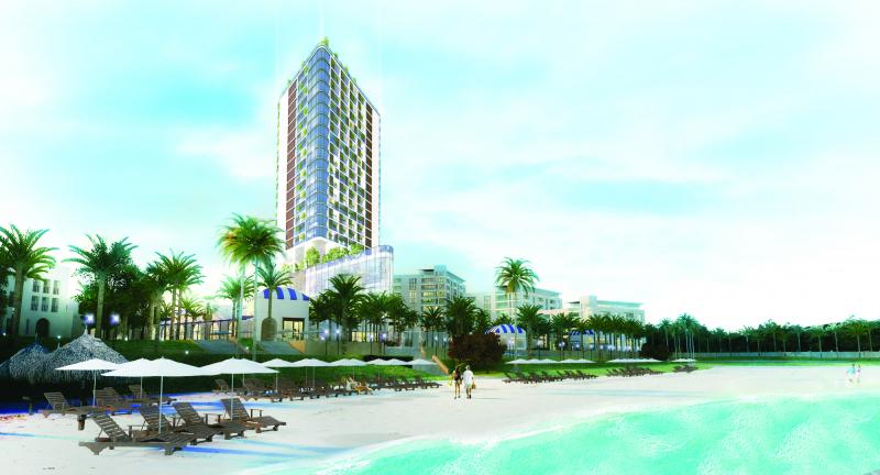 Chung cư Marina Suites view biển