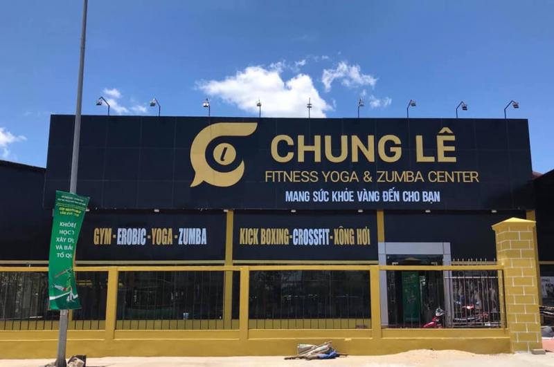 Chung Lê Gym & Zumba Center