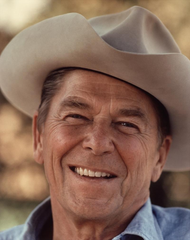 Câu châm ngôn tiêu biểu của Reagan