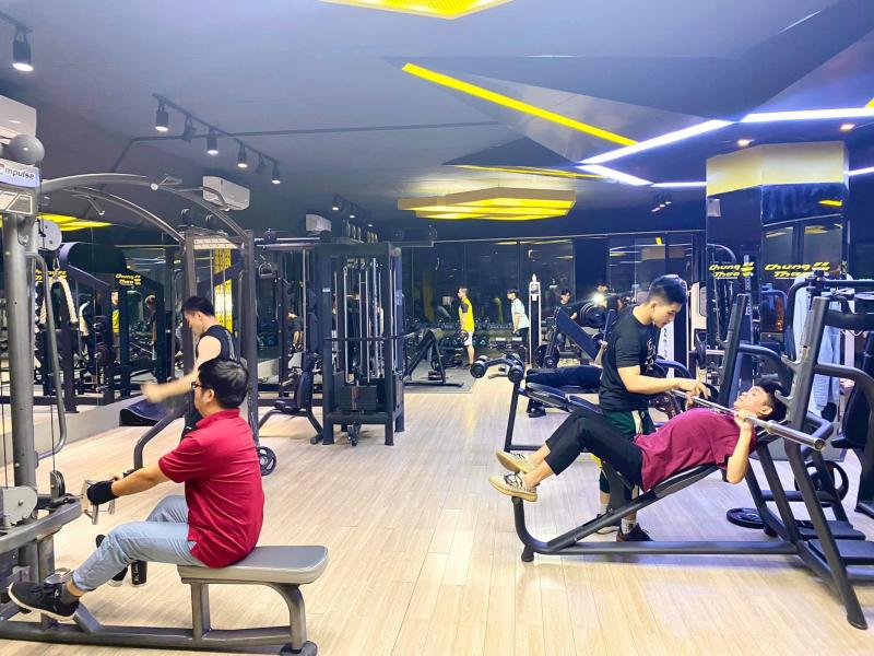 Chung Thao Fitness & Yoga Centre
